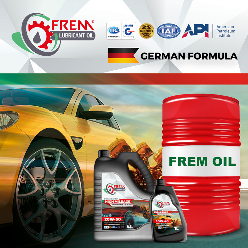 Mecanica Group | Frem Oil